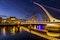 Cityscape of Dublin City