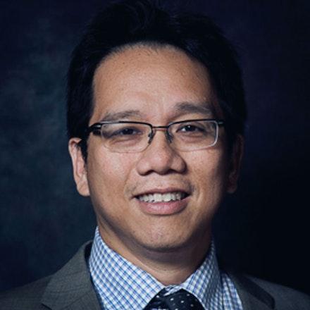 Portrait of Bob Herrera Lim