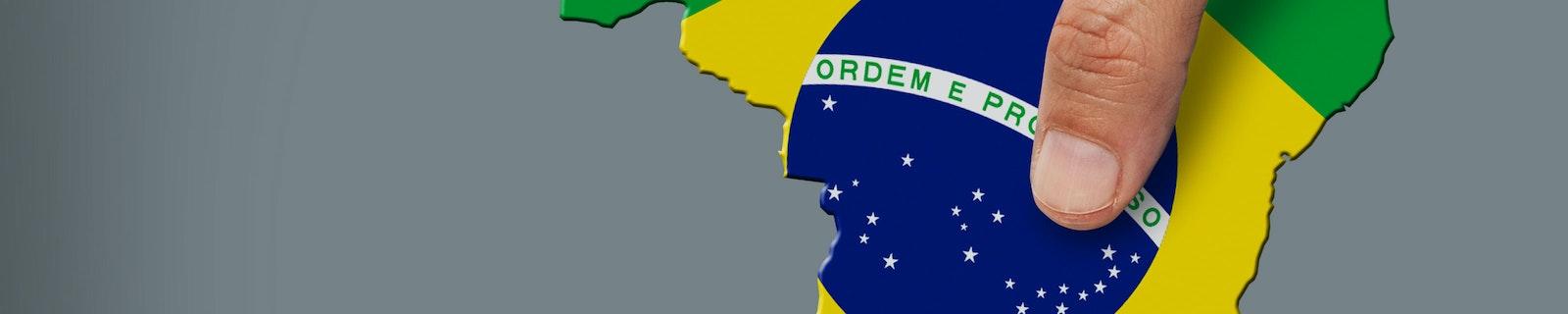 Illustration of Brazilian Presidential Race