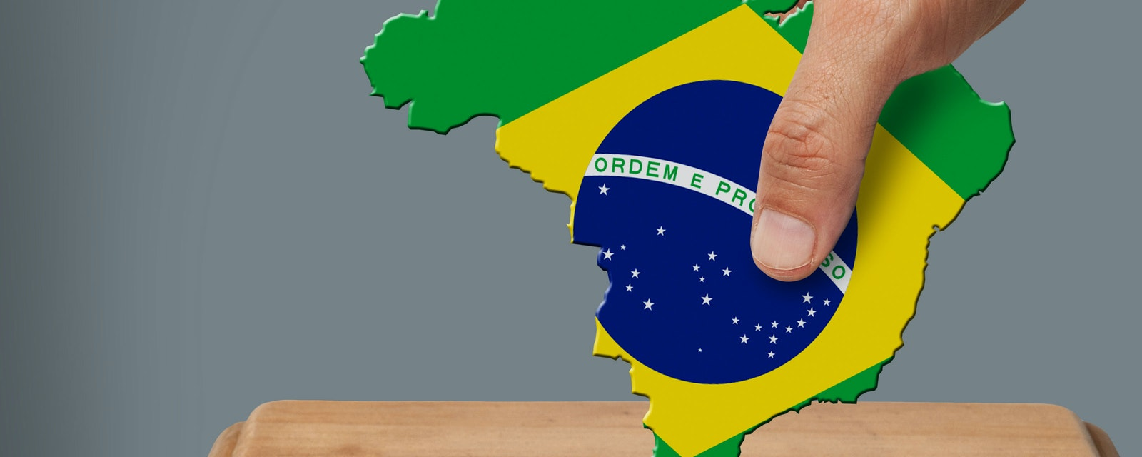 Illustration of Brazilian Presidential Race