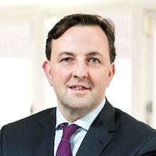 Portrait of Brendan Murphy