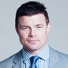 Portrait of Brian O'Driscoll