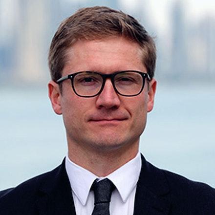 Portrait of Chris Lauwerys