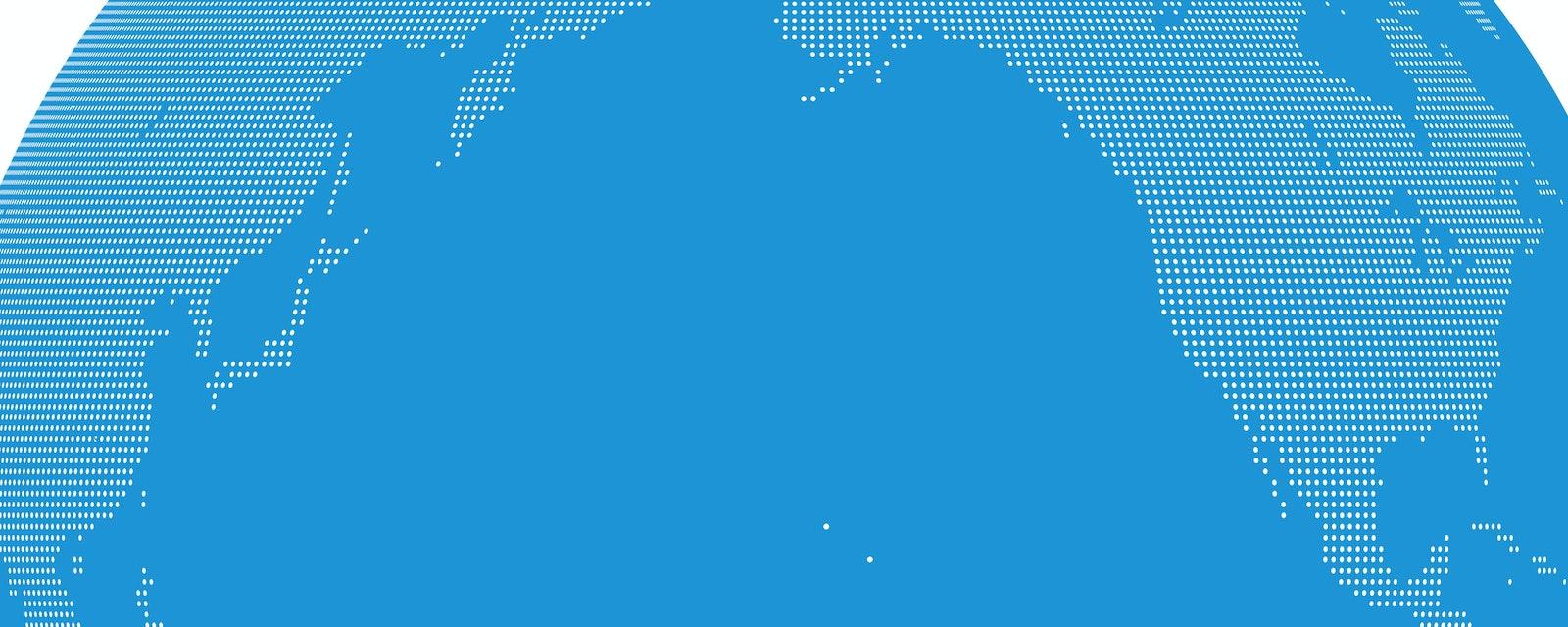 Illustration of Pacific Ocean