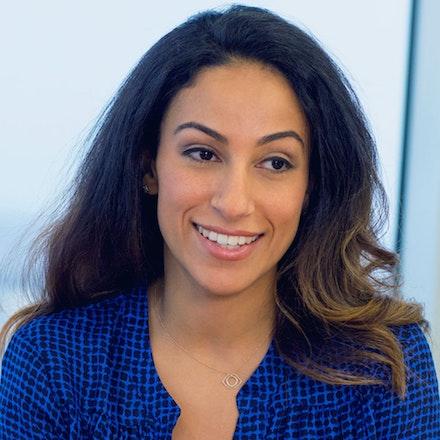 Portrait of Faten Alqaseer