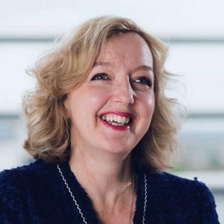 Portrait of Fiona Joyce