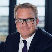 Portrait of Fraser Hardie