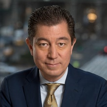 Portrait of Kevin Kajiwara
