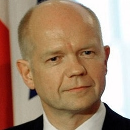 Portrait of Lord William Hague