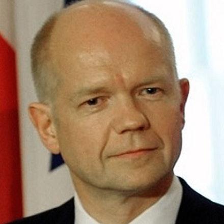Portrait of Lord William Hague