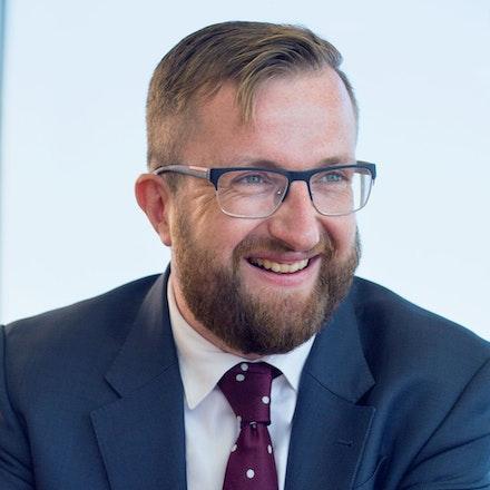 Portrait of Neil Daugherty