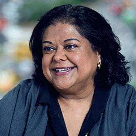 Portrait of Ranjini Pillay