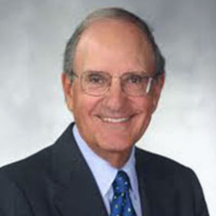 Portrait of Senator George Mitchell