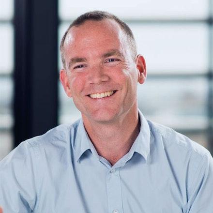 Portrait of Simon Pritchett