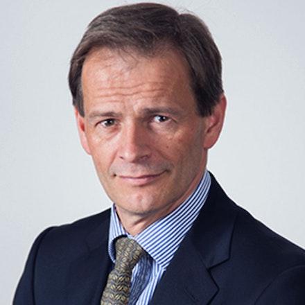 Portrait of Stuart Keeping