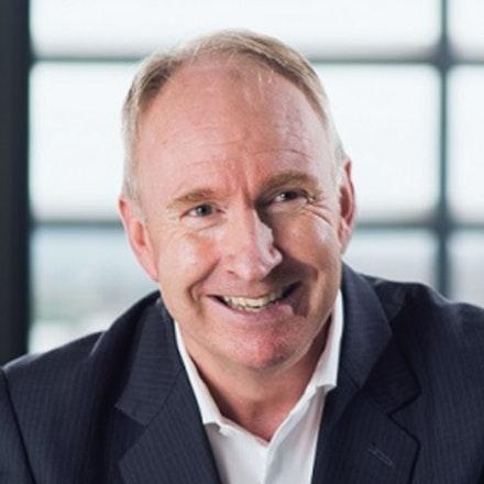 Portrait of Tim Burt