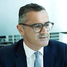Portrait of Tim Falconer