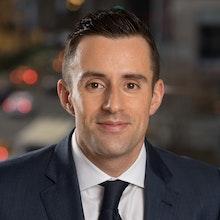 Portrait of Tom O'Connor