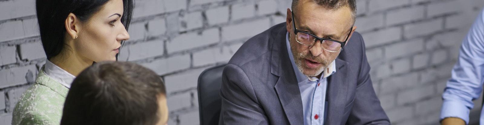 Political Risk Advisory for CEOs – Teneo