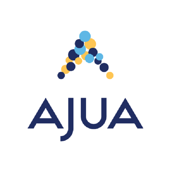 Ajua-logo-transparent-blue