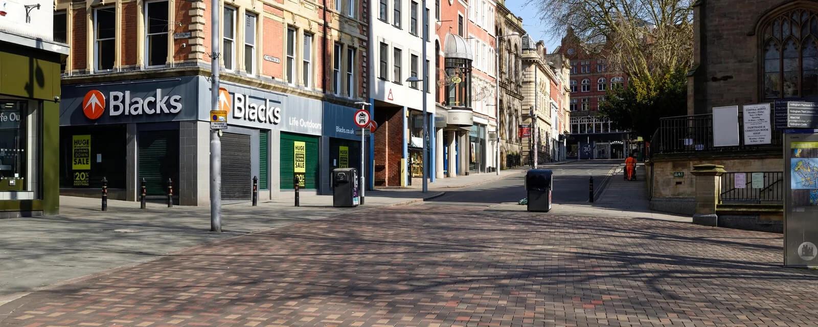 uk-empty-streets