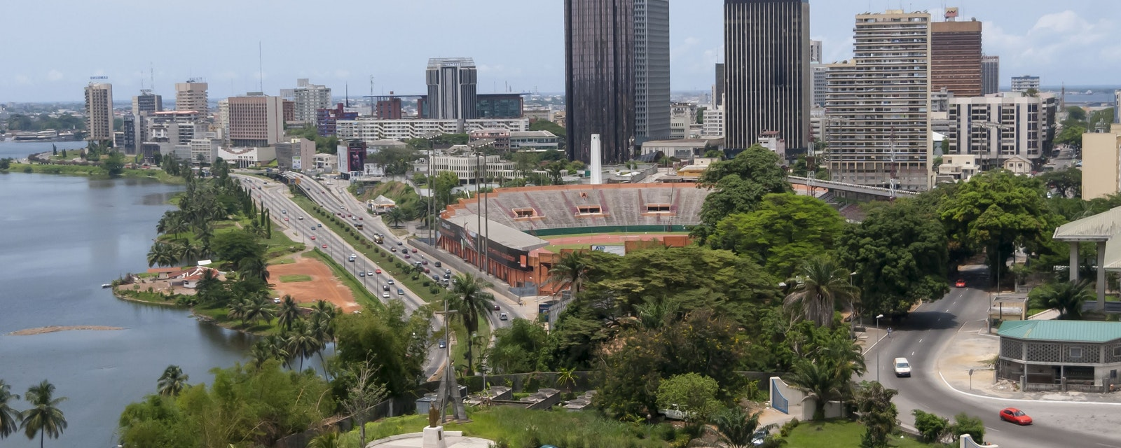 Abidjan,,Ivory,Coast,(côte,D'ivoire),,Africa.,April,2013.,Abidjan,,The