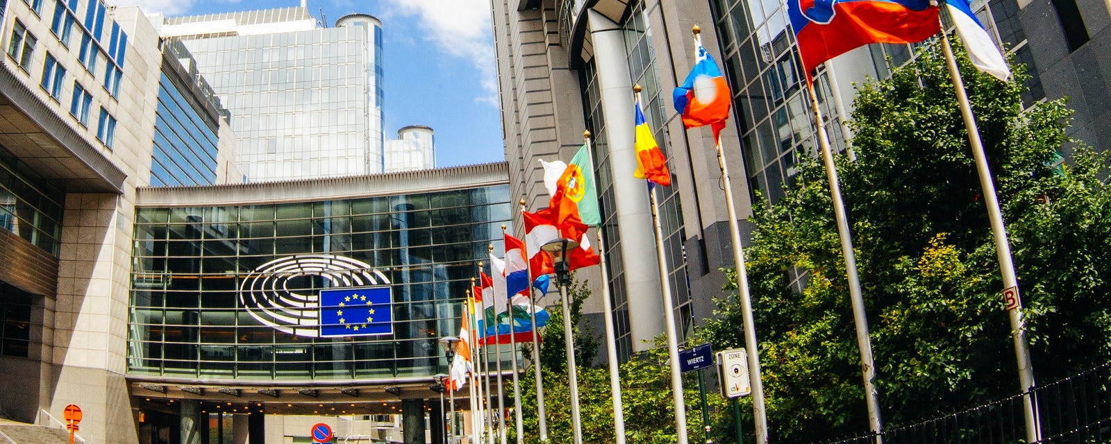 Brussels,,Belgium,-,May,20,,2015:,European,Parliament,Offices,And
