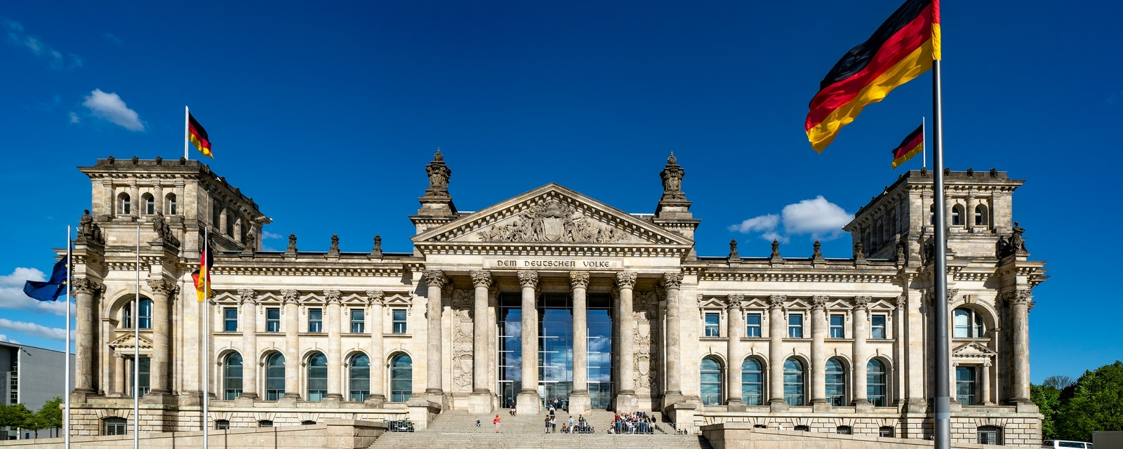Berli,,Germany,-,May,1,,2018:,The,Reichstag,Building,In