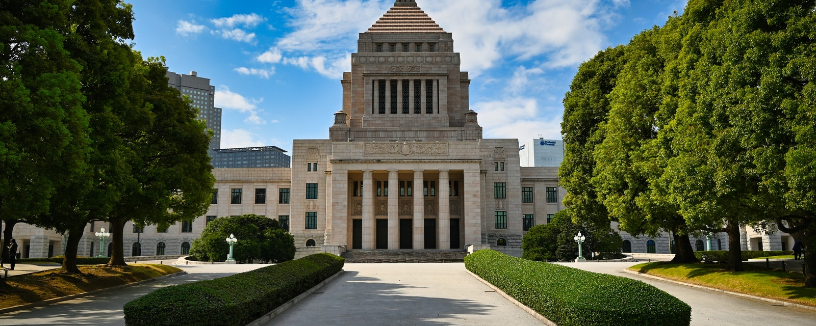 The,National,Diet,Building,In,Japan's,Capital